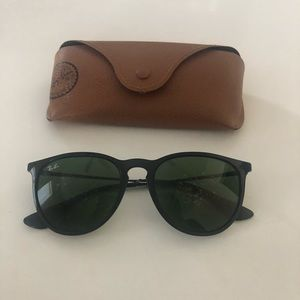 Ray Ban- Erika sunglasses. Authentic